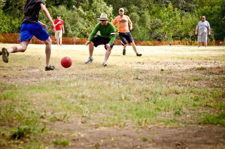 Kickball 2014-18